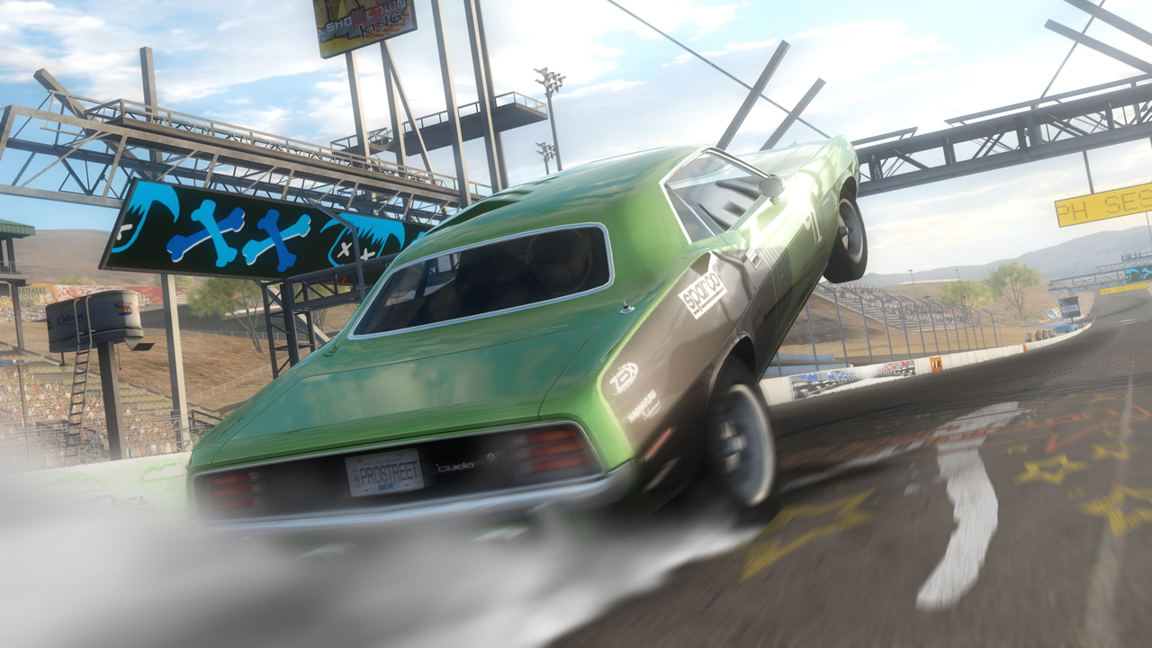 Need for Speed ProStreet - 19830
