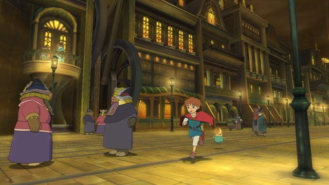 Ni no Kuni: Wrath of the White Witch - 48321