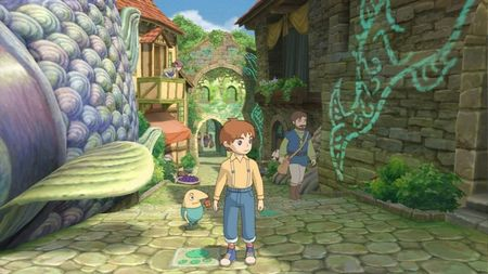 Ni no Kuni: Wrath of the White Witch - 48344