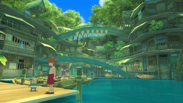 Ni no Kuni: Wrath of the White Witch - 48332
