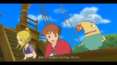 Ni no Kuni: Wrath of the White Witch - 48313