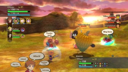 Ni no Kuni: Wrath of the White Witch - 48316