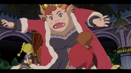 Ni no Kuni: Wrath of the White Witch - 48312
