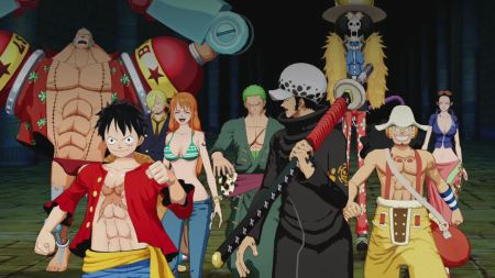 One Piece: Unlimited World Red - 50420