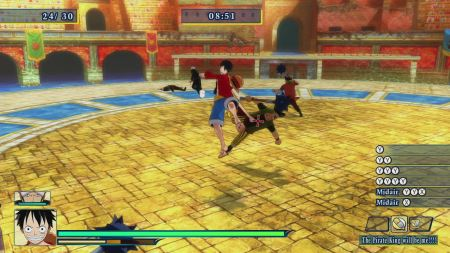 One Piece: Unlimited World Red - 50422