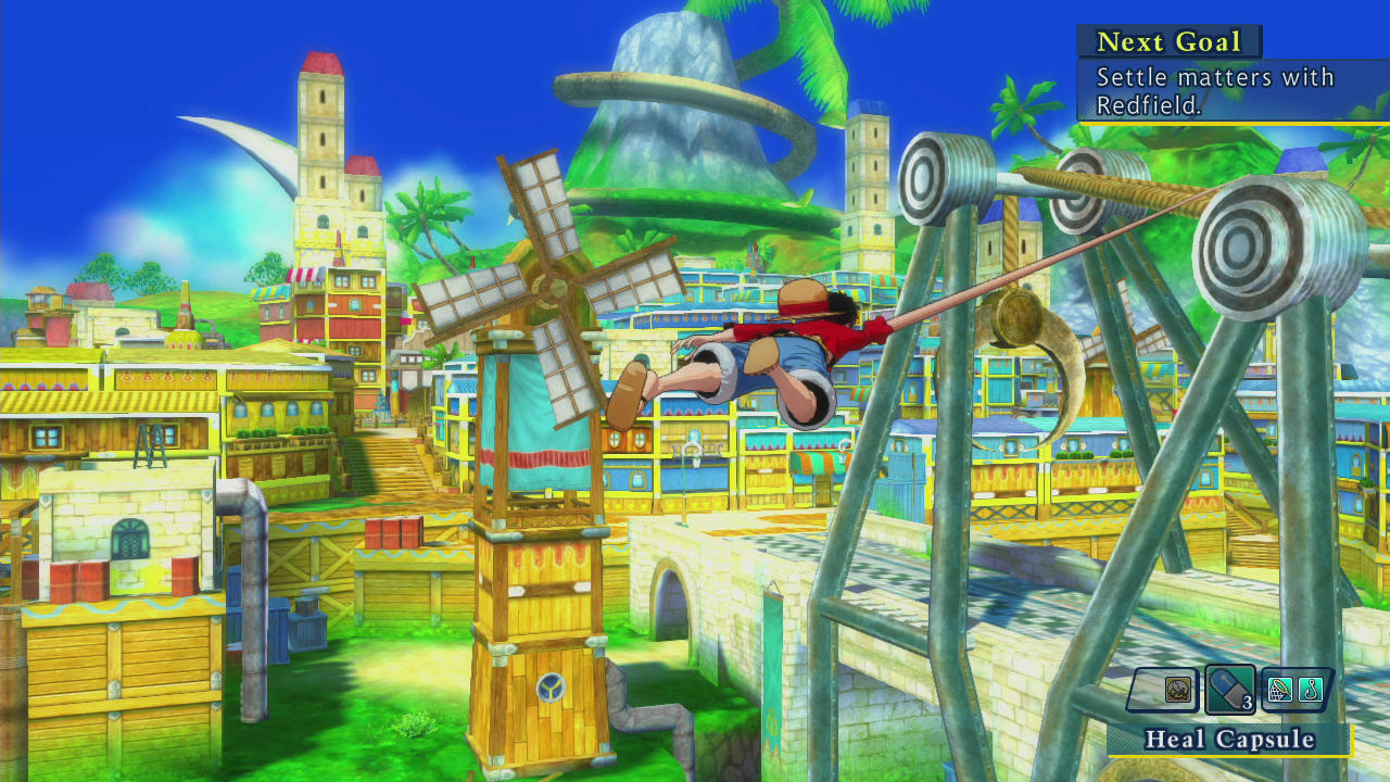 One Piece: Unlimited World Red - 50421