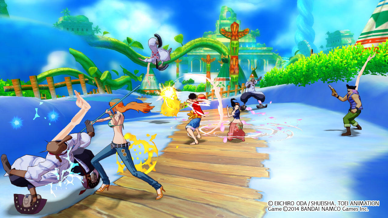 One Piece: Unlimited World Red - 50412