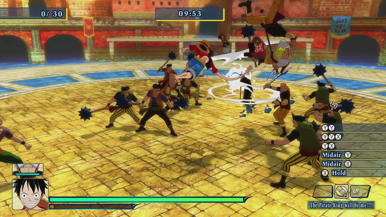 One Piece: Unlimited World Red - 50423