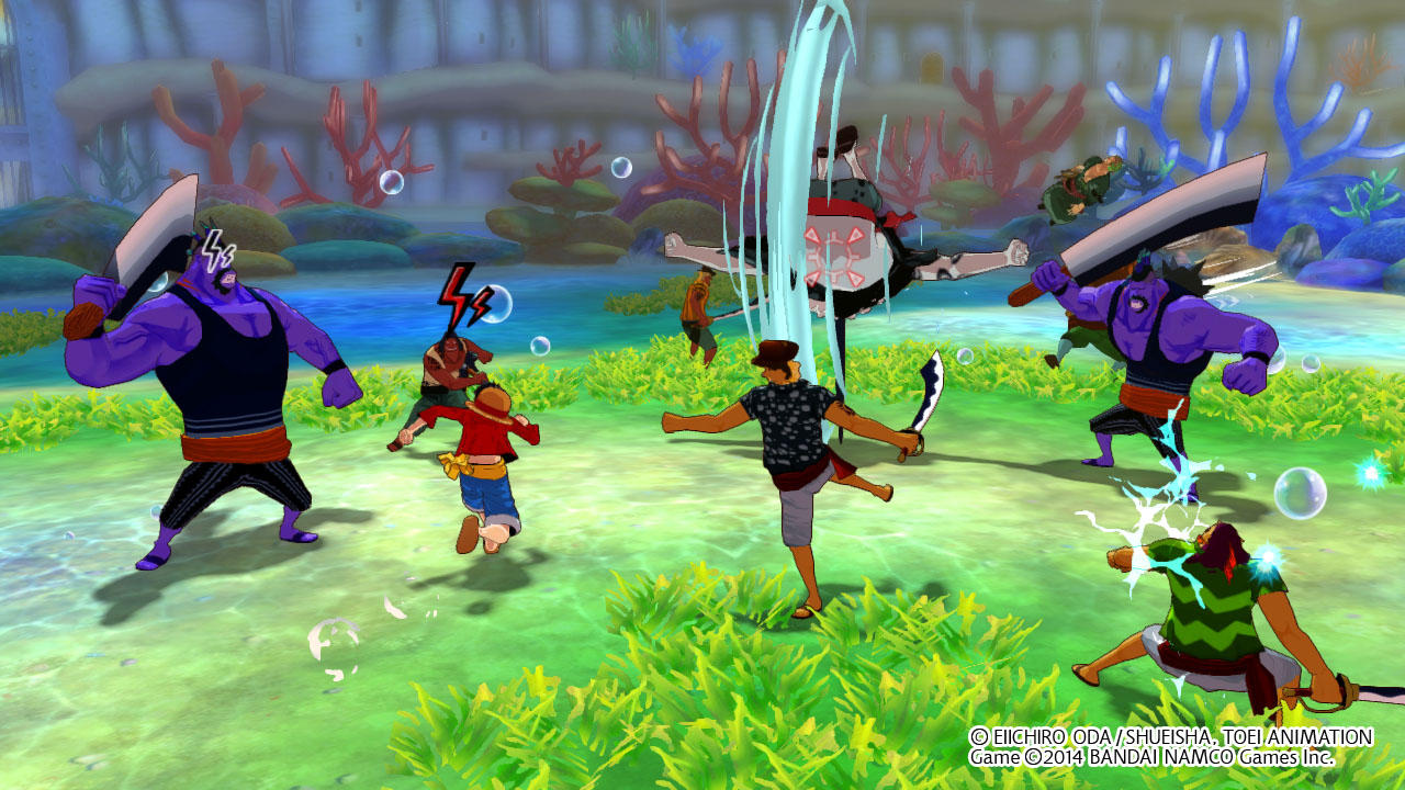 One Piece: Unlimited World Red - 50415