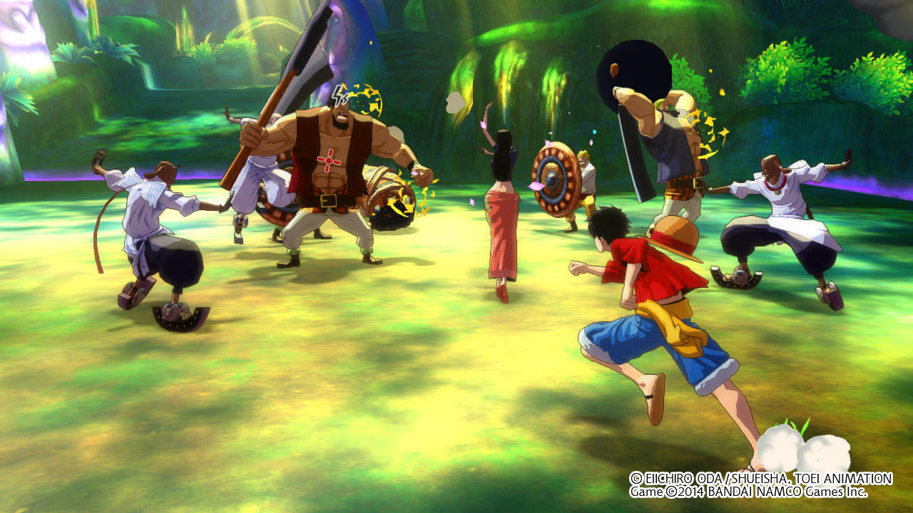 One Piece: Unlimited World Red - 50414
