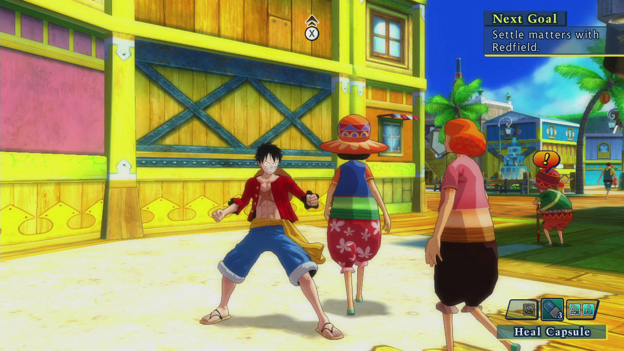 One Piece: Unlimited World Red - 50419