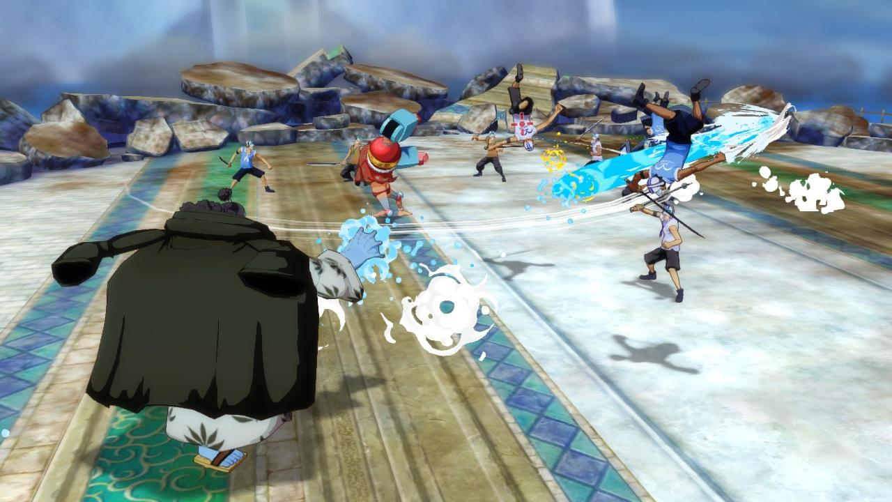 One Piece: Unlimited World Red - 50425