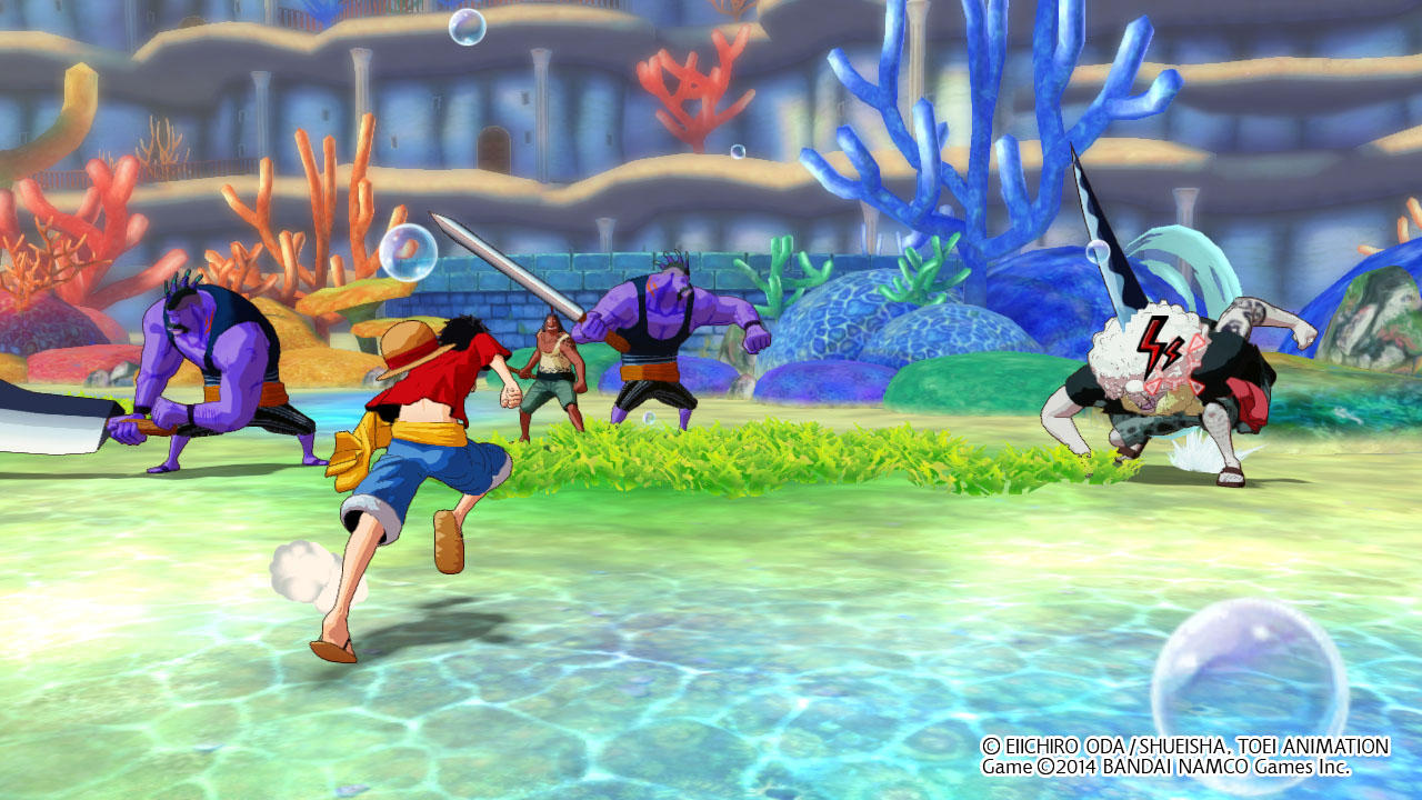 One Piece: Unlimited World Red - 50413