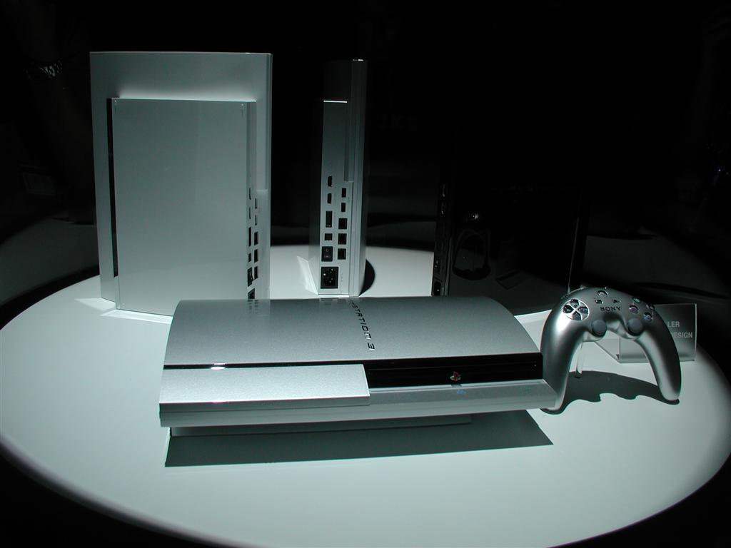 Photos: E3 2005 PS3 On the Show Floor - 00538