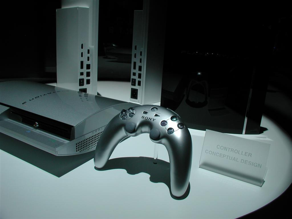 Photos: E3 2005 PS3 On the Show Floor - 00539