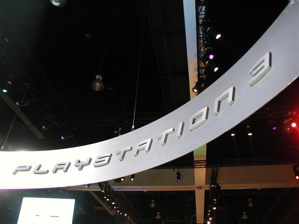 Photos: E3 2005 PS3 On the Show Floor - 00549