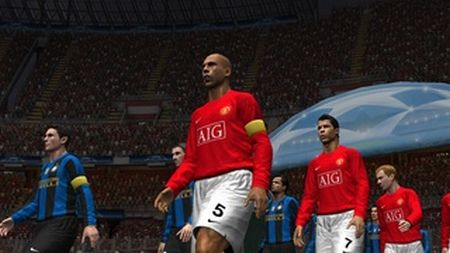 Winning Eleven: Pro Evolution Soccer 2009 - 29905