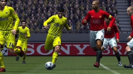 Winning Eleven: Pro Evolution Soccer 2009 - 29906