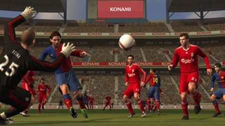 Winning Eleven: Pro Evolution Soccer 2009 - 29909