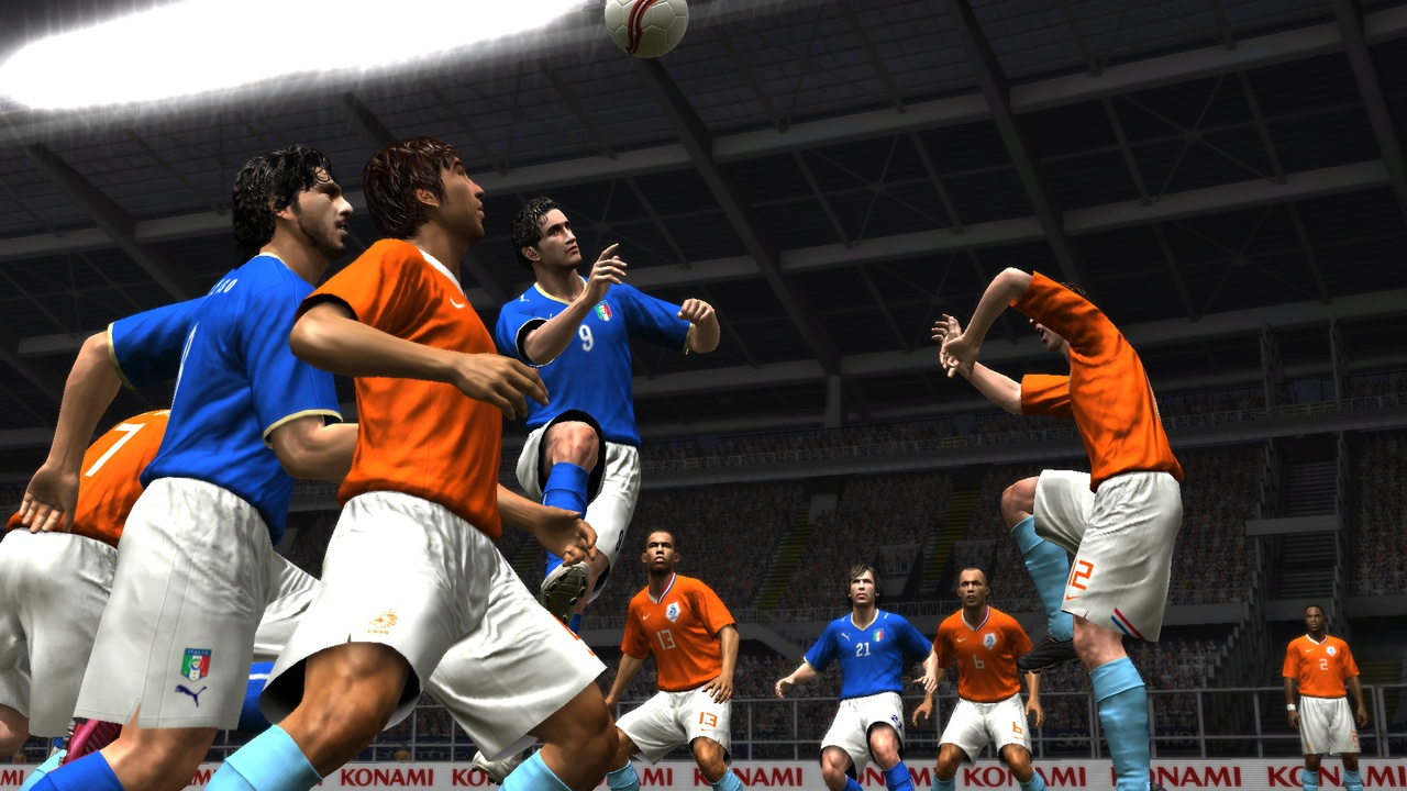 Winning Eleven: Pro Evolution Soccer 2009 - 29901