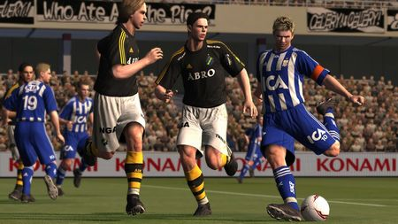 Winning Eleven: Pro Evolution Soccer 2009 - 29903