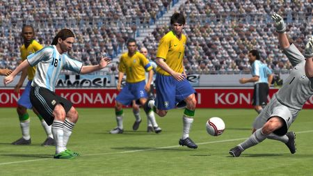 Winning Eleven: Pro Evolution Soccer 2009 - 29893