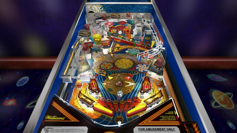 Pinball Hall of Fame: The Williams Collection - 37993