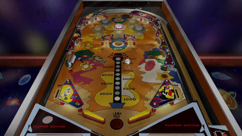 Pinball Hall of Fame: The Williams Collection - 37992