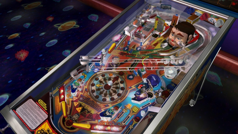 Pinball Hall of Fame: The Williams Collection - 37990