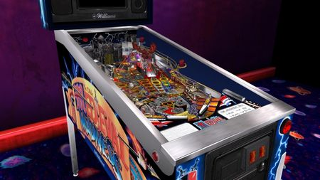 Pinball Hall of Fame: The Williams Collection - 37988