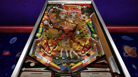 Pinball Hall of Fame: The Williams Collection - 37987