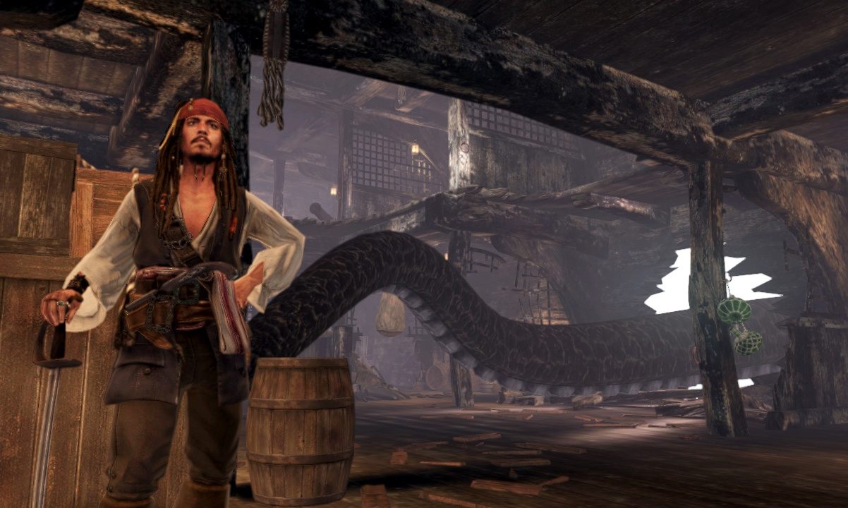 Pirates of the Carribean: At World's End - 06200
