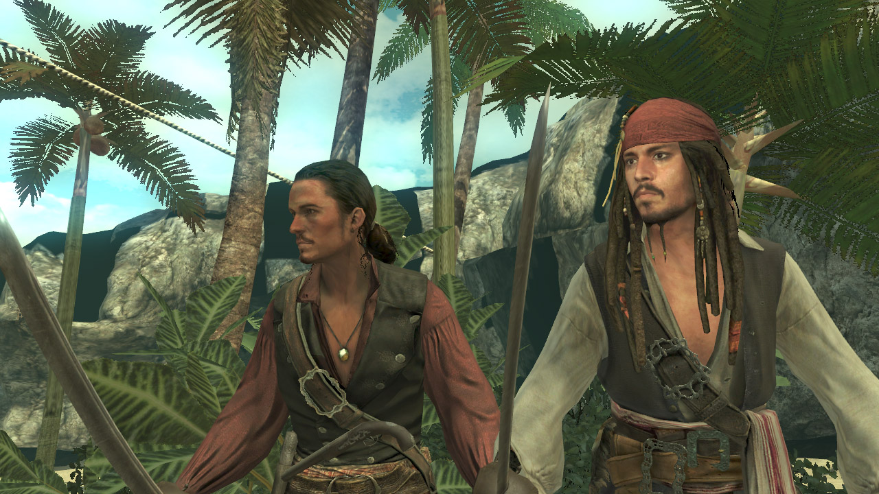 Pirates of the Carribean: At World's End - 06180