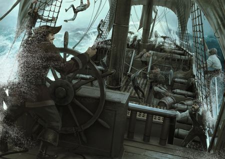 Pirates of the Caribbean: Armada of the Damned - 36453