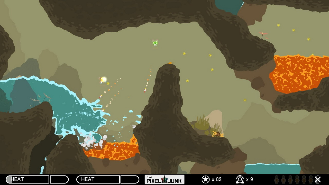 PixelJunk Shooter - 37618