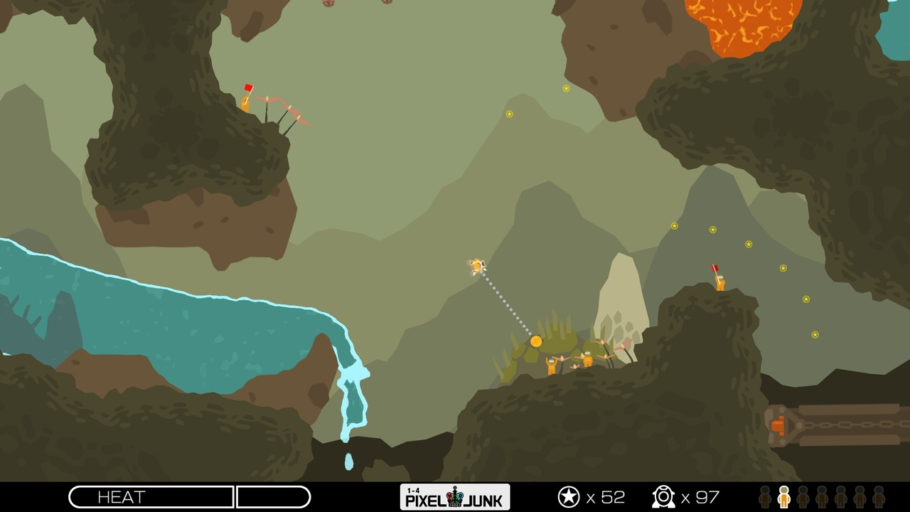 PixelJunk Shooter - 37620