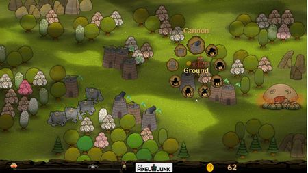 PixelJunk Monsters - 18162