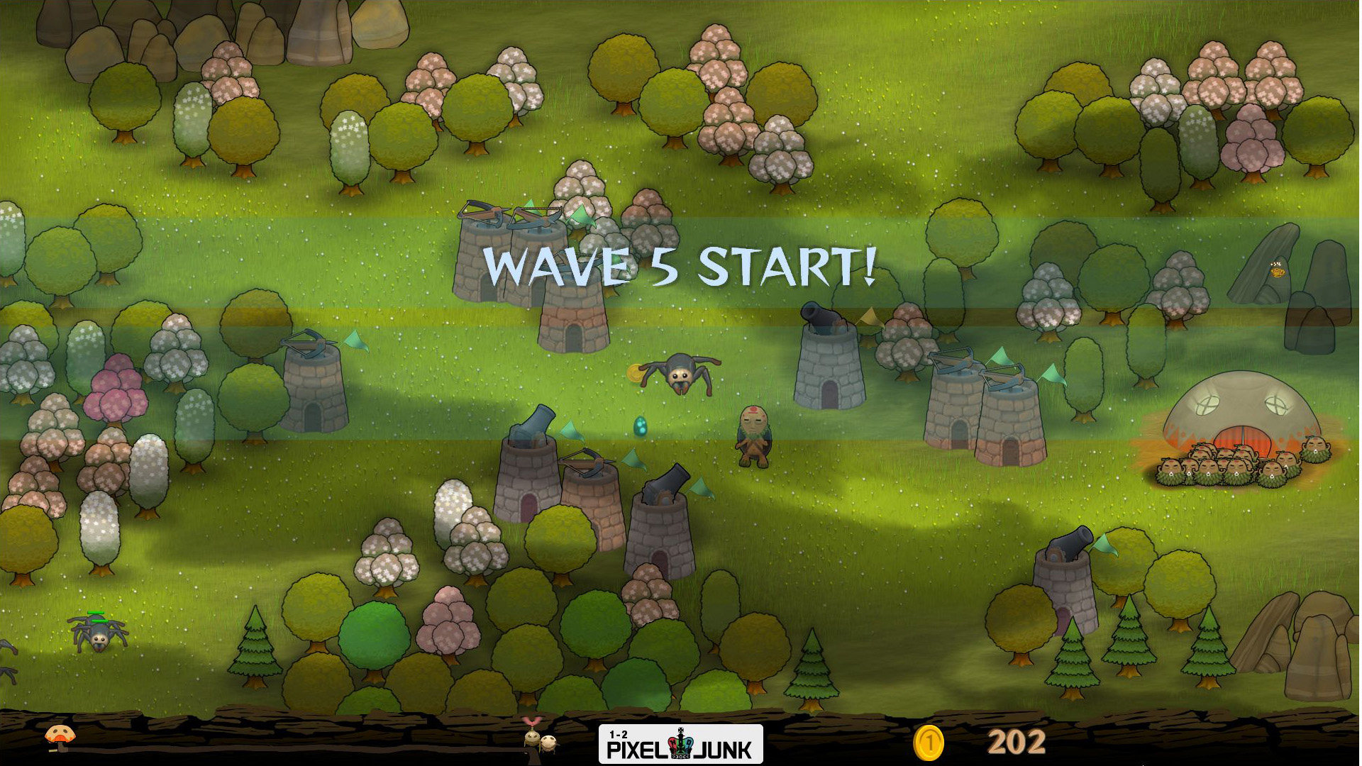 PixelJunk Monsters - 18161