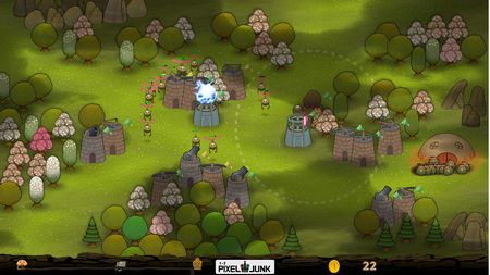 PixelJunk Monsters - 18160
