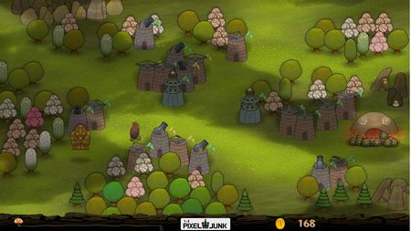 PixelJunk Monsters - 18159