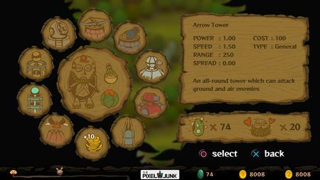 PixelJunk Monsters - 18164
