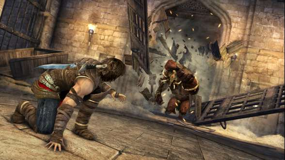 Prince of Persia: The Forgotten Sands - 39154
