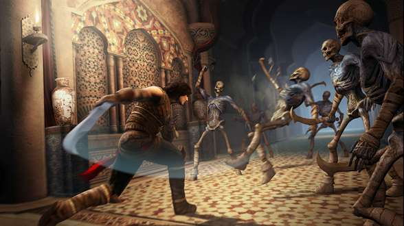 Prince of Persia: The Forgotten Sands - 39157