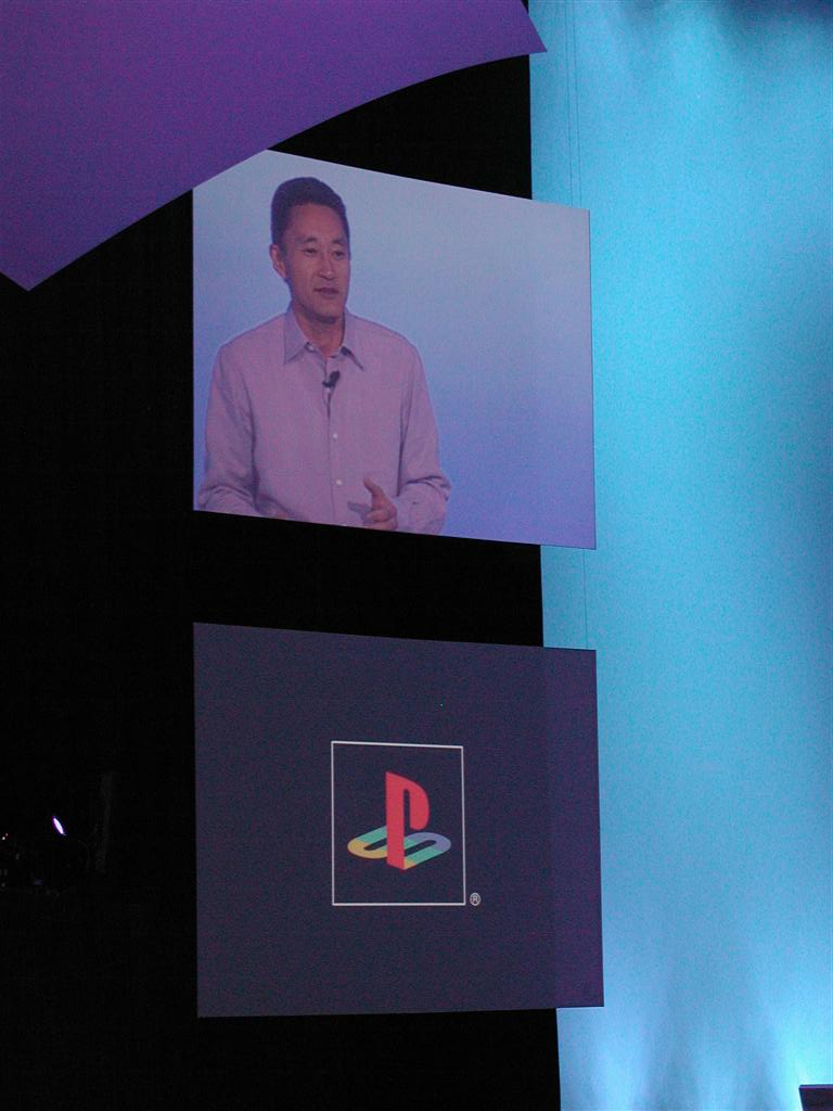 Photos: Sony 2005 Press Event - 00407