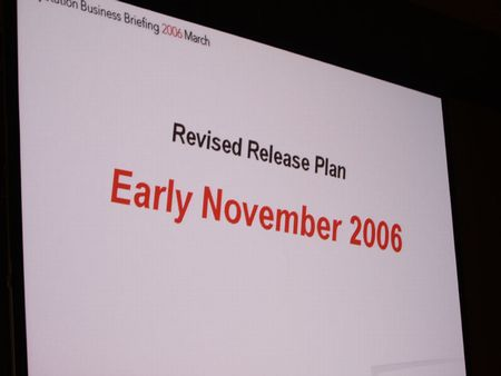 Photos: Playstation Business Brief 2006 - 00699