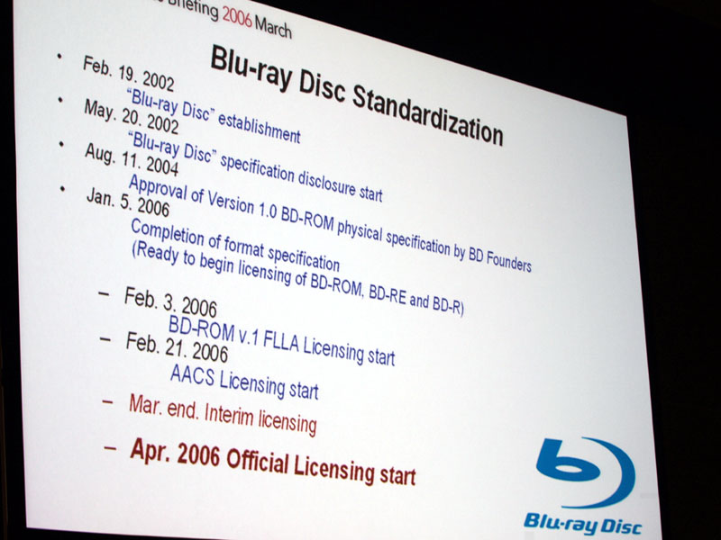 Photos: Playstation Business Brief 2006 - 00702