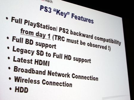 Photos: Playstation Business Brief 2006 - 00704