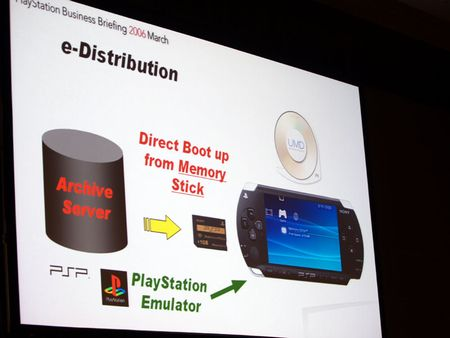 Photos: Playstation Business Brief 2006 - 00719