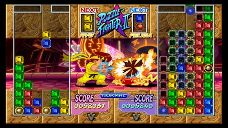 Super Puzzle Fighter II HD Remix - 09960