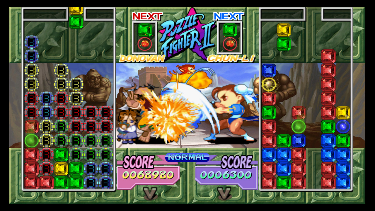 Super Puzzle Fighter II HD Remix - 09962